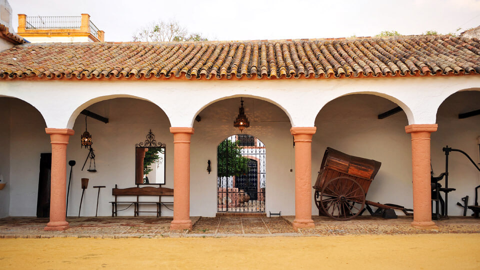 """Cortijo"" (a traditional country house)"