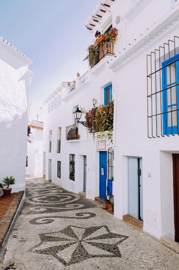 Frigiliana, Axarquia. Málaga