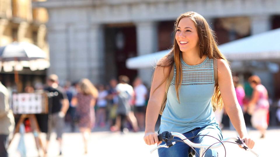 Bike and tapas tour