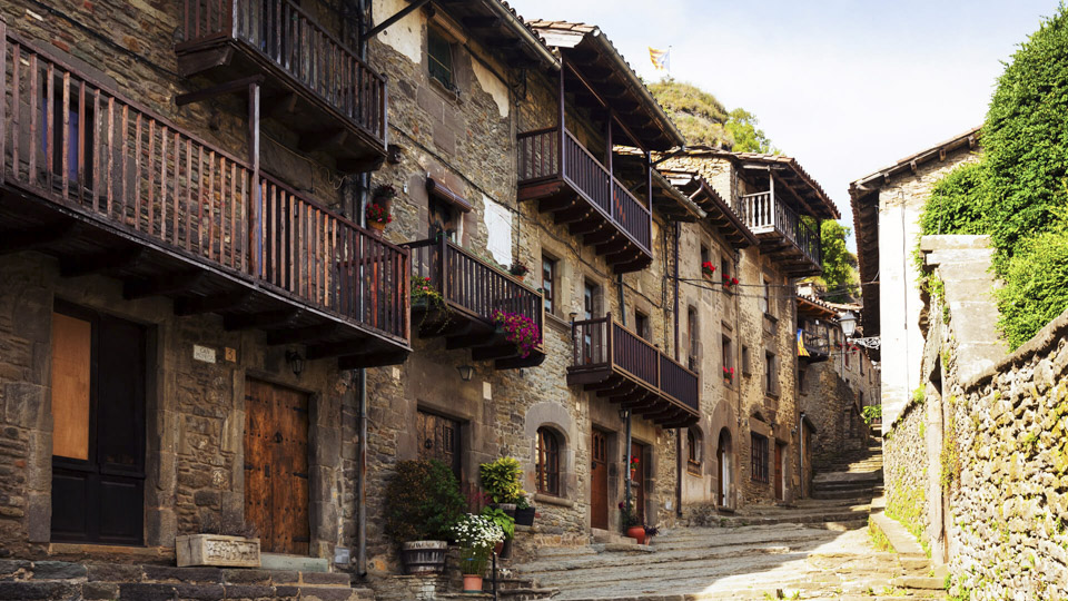 A day in rural Catalonia