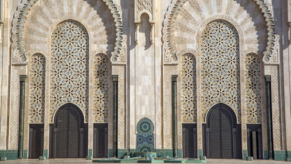 The imperial cities Morocco