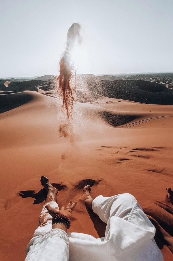 The Sahara experience