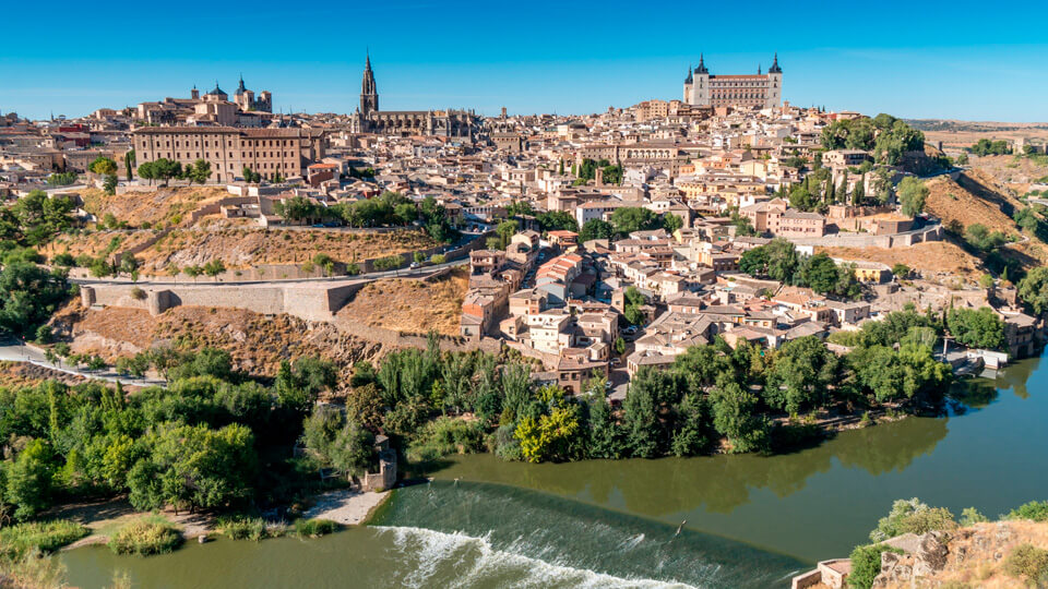 Toledo World Heritage. Spain