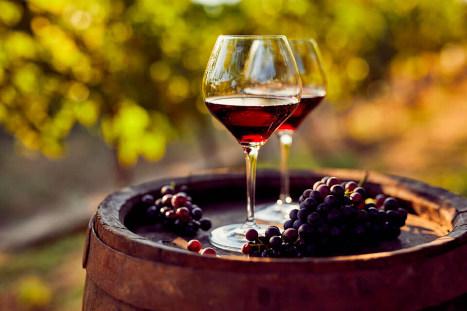 Wine, wineries and tastings